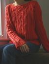 Orange_sweater_window